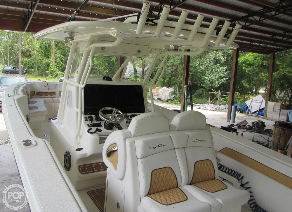 2021 Blackwater boat for sale, model of the boat is 36 Sport & Image # 28 of 40