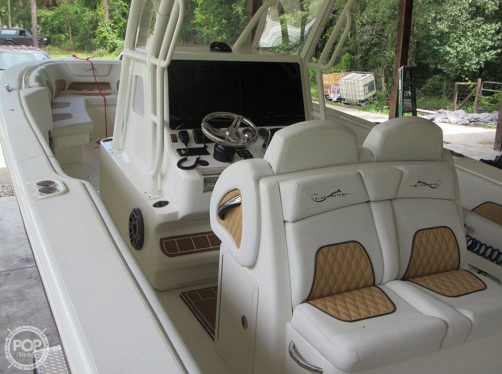 2021 Blackwater boat for sale, model of the boat is 36 Sport & Image # 5 of 40