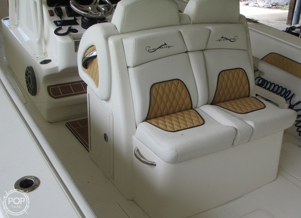 2021 Blackwater boat for sale, model of the boat is 36 Sport & Image # 29 of 40