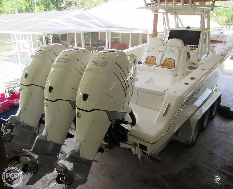 2021 Blackwater boat for sale, model of the boat is 36 Sport & Image # 2 of 40