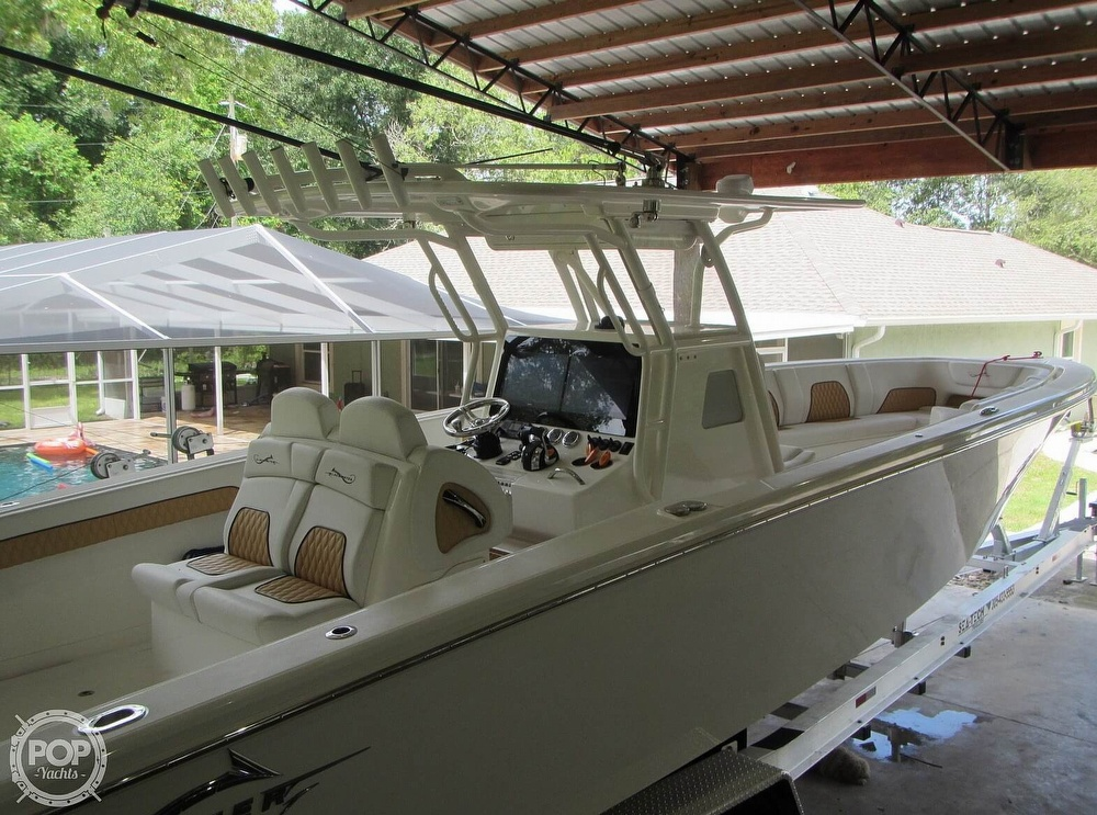 2021 Blackwater boat for sale, model of the boat is 36 Sport & Image # 38 of 40