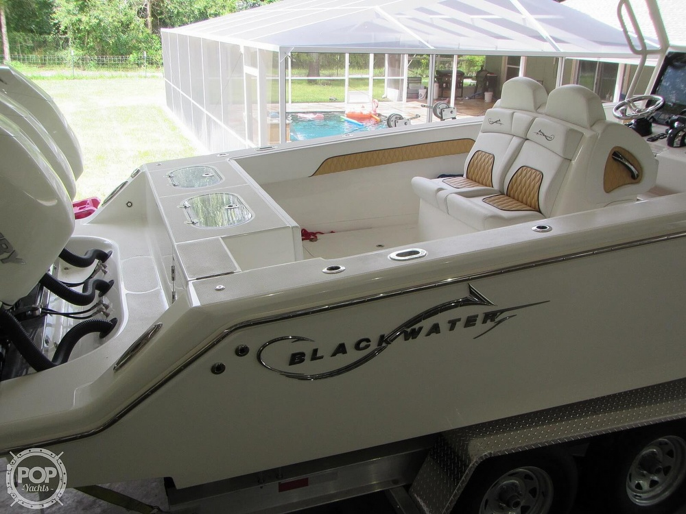 2021 Blackwater boat for sale, model of the boat is 36 Sport & Image # 39 of 40