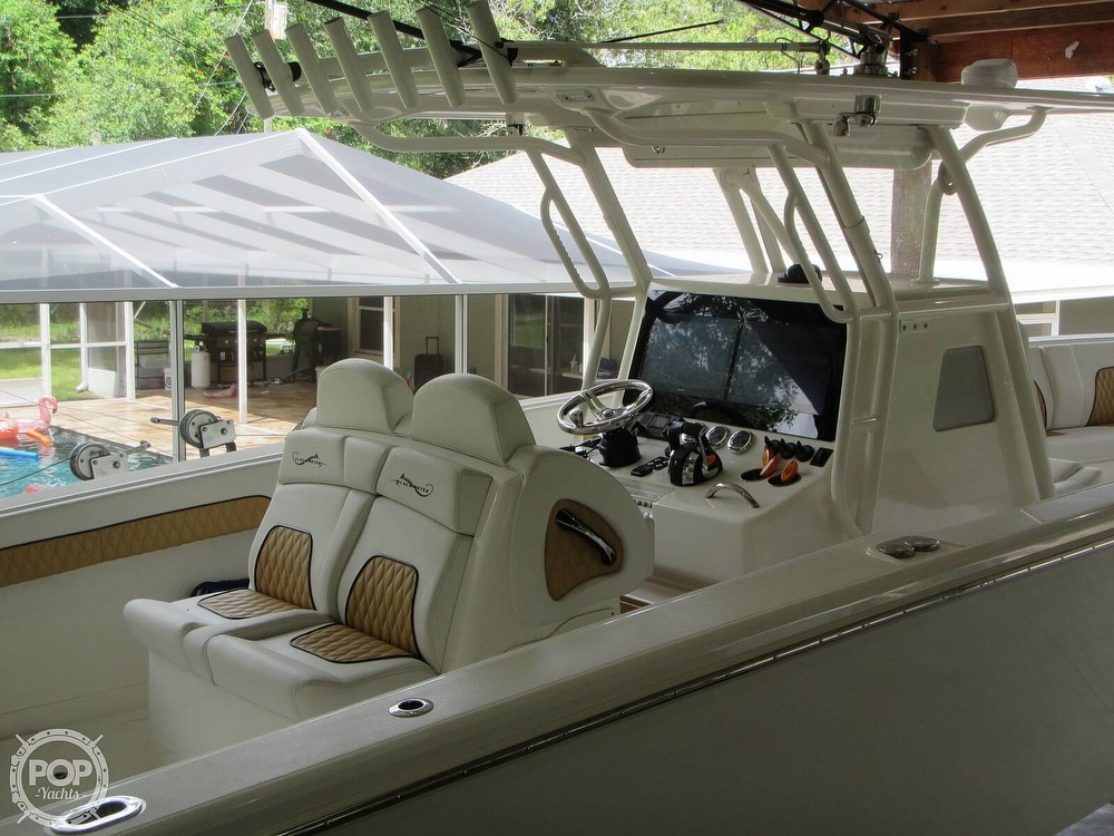 2021 Blackwater boat for sale, model of the boat is 36 Sport & Image # 40 of 40