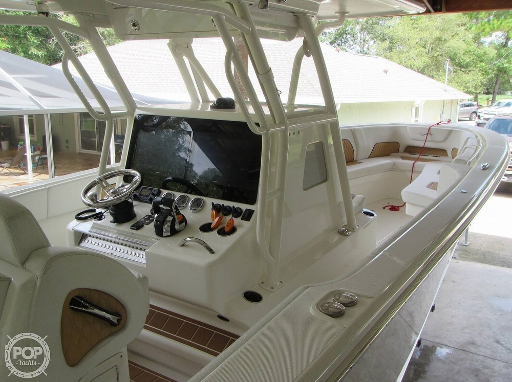 2021 Blackwater boat for sale, model of the boat is 36 Sport & Image # 10 of 40