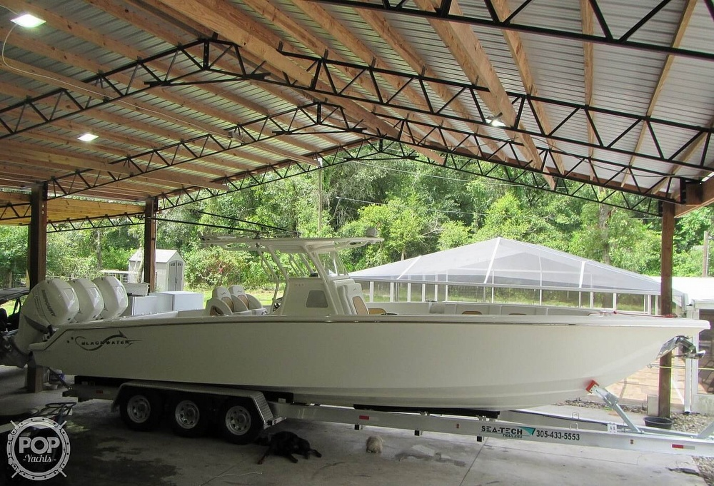 2021 Blackwater boat for sale, model of the boat is 36 Sport & Image # 6 of 40