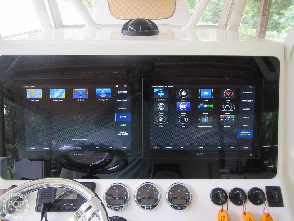 2021 Blackwater boat for sale, model of the boat is 36 Sport & Image # 4 of 40