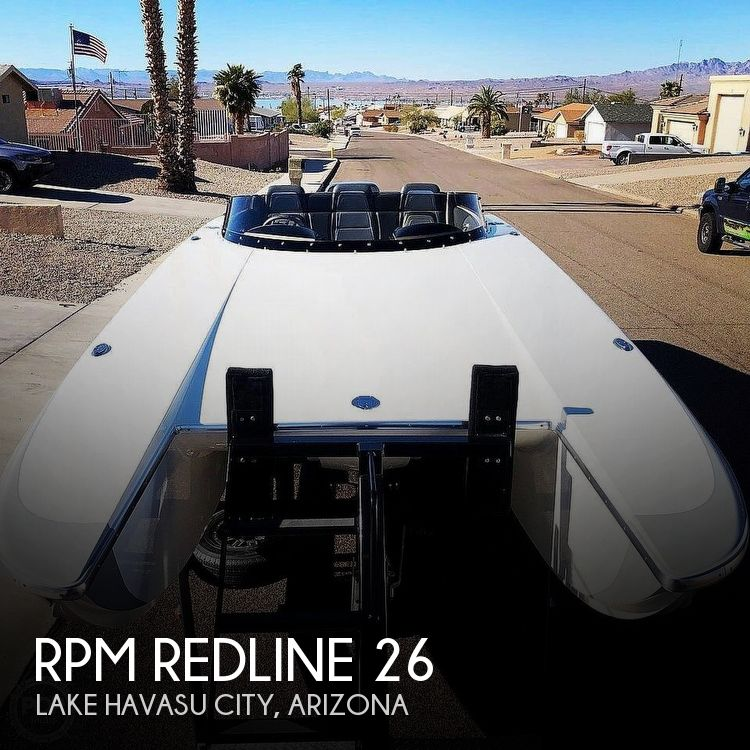 Used Boats For Sale in Arizona by owner | 2008 RPM Redline 26
