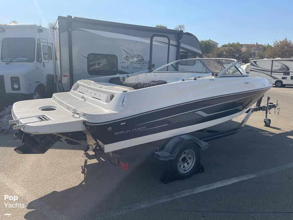 2015 Bayliner boat for sale, model of the boat is 175BR & Image # 9 of 40
