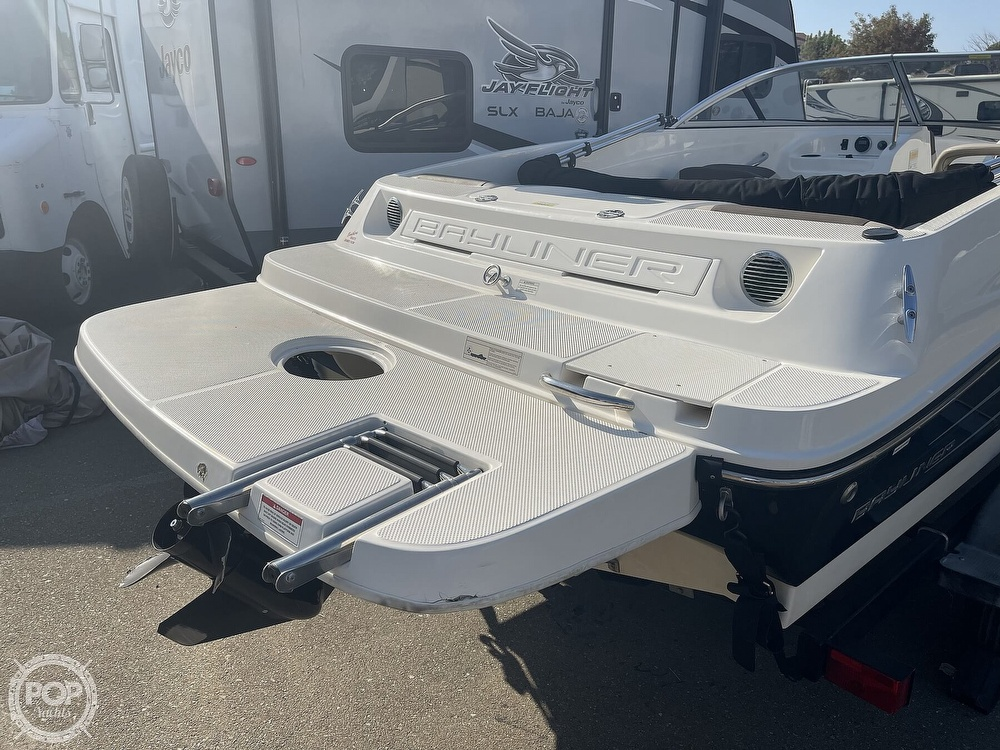 2015 Bayliner boat for sale, model of the boat is 175BR & Image # 24 of 40