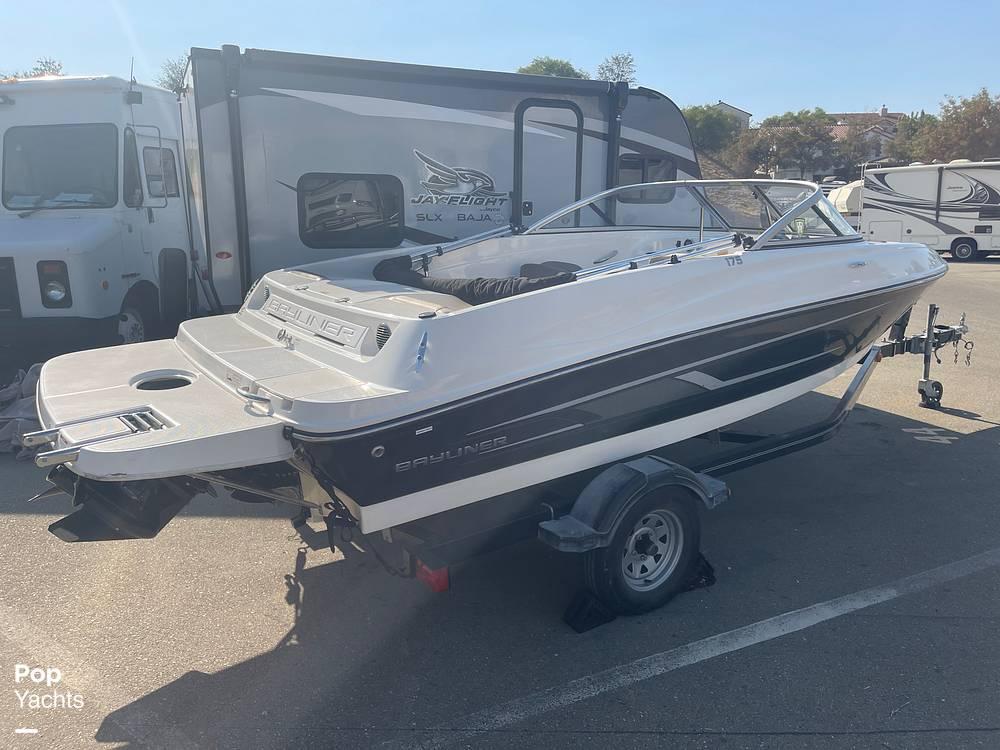 2015 Bayliner boat for sale, model of the boat is 175BR & Image # 27 of 40