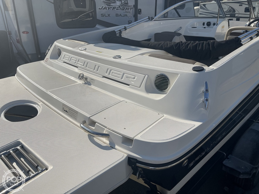 2015 Bayliner boat for sale, model of the boat is 175BR & Image # 28 of 40