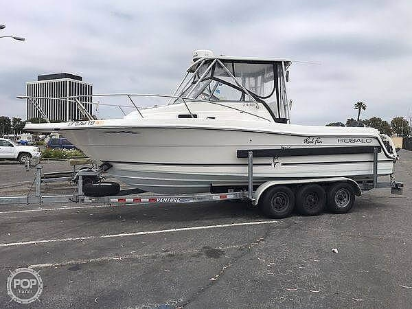 1995 Robalo boat for sale, model of the boat is 2440 & Image # 2 of 14