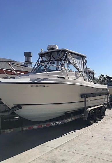 1995 Robalo boat for sale, model of the boat is 2440 & Image # 6 of 14