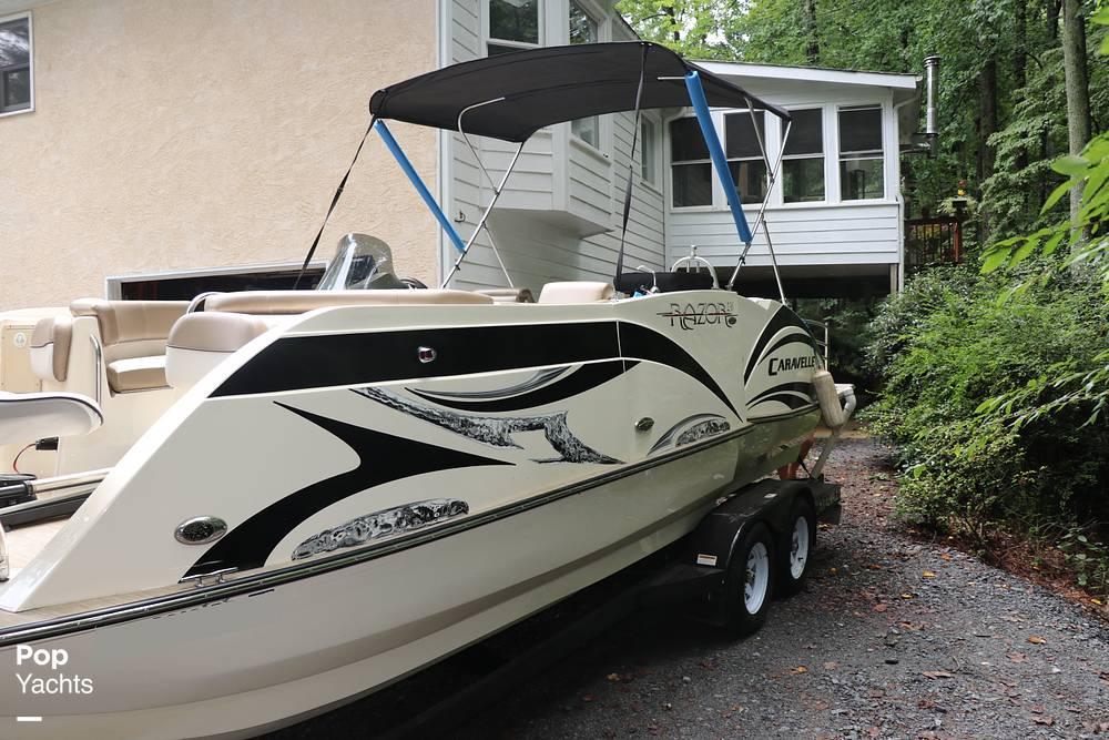 2015 Caravelle boat for sale, model of the boat is 236 FSR & Image # 21 of 40