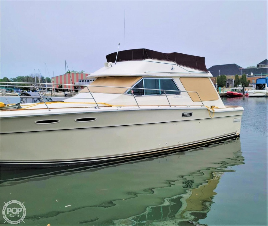1982 Sea Ray boat for sale, model of the boat is 355T Sedan & Image # 3 of 40