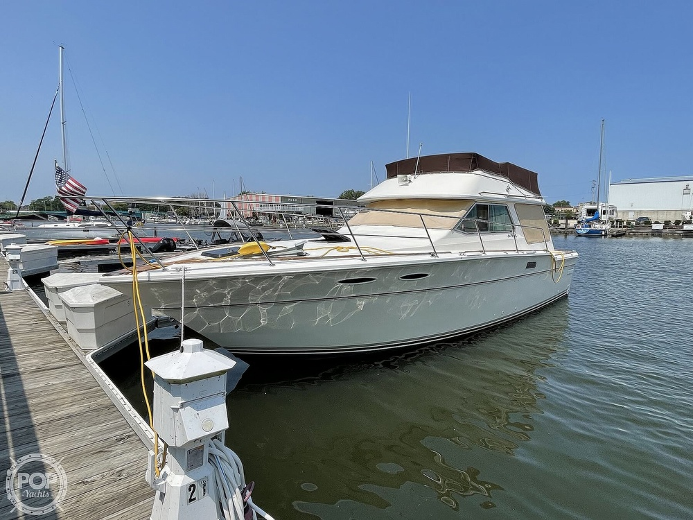 1982 Sea Ray boat for sale, model of the boat is 355T Sedan & Image # 4 of 40
