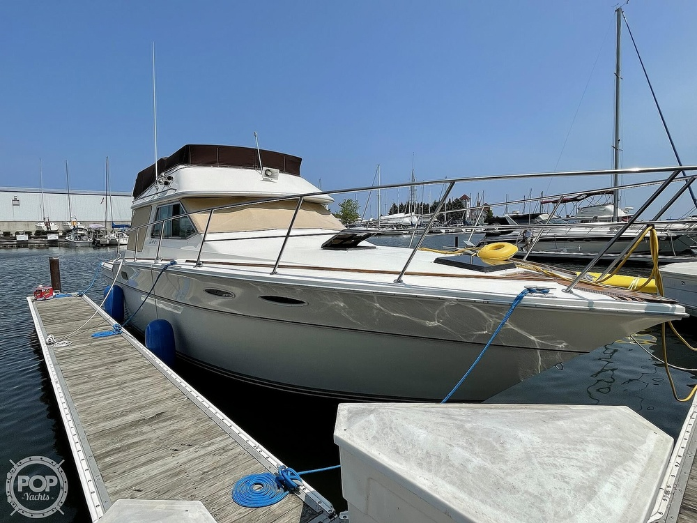 1982 Sea Ray boat for sale, model of the boat is 355T Sedan & Image # 2 of 40