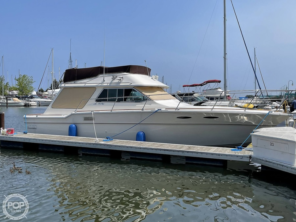 1982 Sea Ray boat for sale, model of the boat is 355T Sedan & Image # 17 of 40