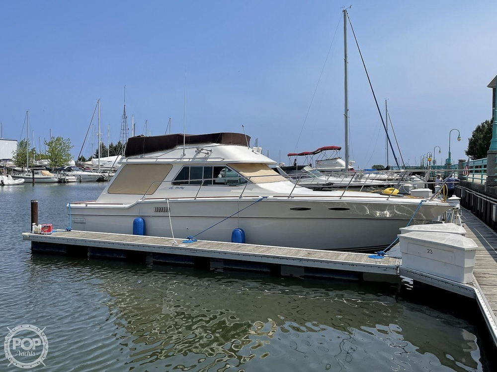 1982 Sea Ray boat for sale, model of the boat is 355T Sedan & Image # 18 of 40