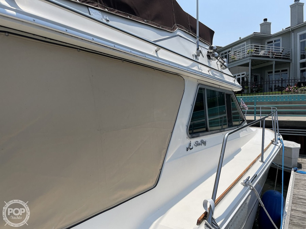 1982 Sea Ray boat for sale, model of the boat is 355T Sedan & Image # 28 of 40