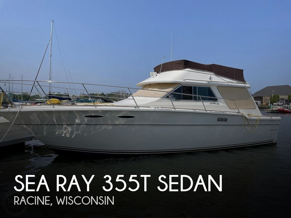 1982 Sea Ray boat for sale, model of the boat is 355T Sedan & Image # 1 of 40