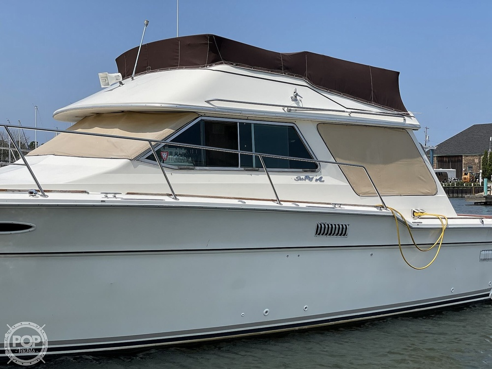 1982 Sea Ray boat for sale, model of the boat is 355T Sedan & Image # 40 of 40