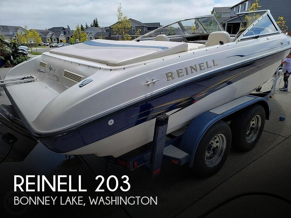 2001 REINELL 203 for sale