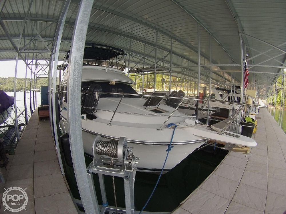 1995 Carver boat for sale, model of the boat is 370 Aft Cabin & Image # 3 of 40
