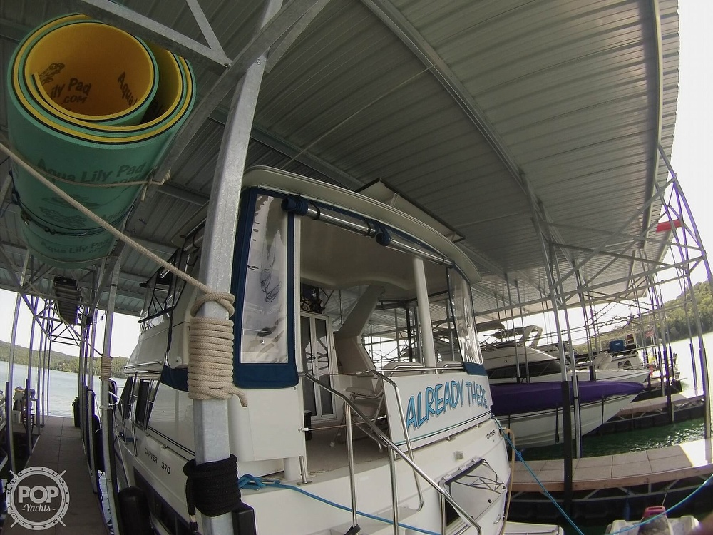1995 Carver boat for sale, model of the boat is 370 Aft Cabin & Image # 12 of 40