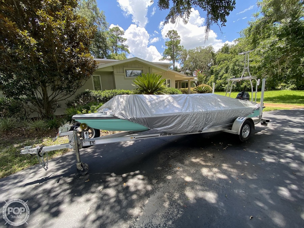 2018 Bossman boat for sale, model of the boat is Karma 19 & Image # 2 of 40