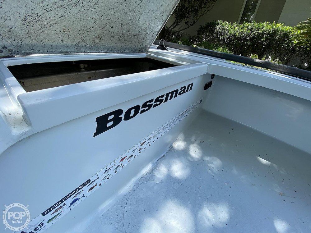 2018 Bossman boat for sale, model of the boat is Karma 19 & Image # 5 of 40