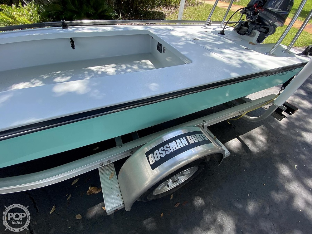 2018 Bossman boat for sale, model of the boat is Karma 19 & Image # 14 of 40