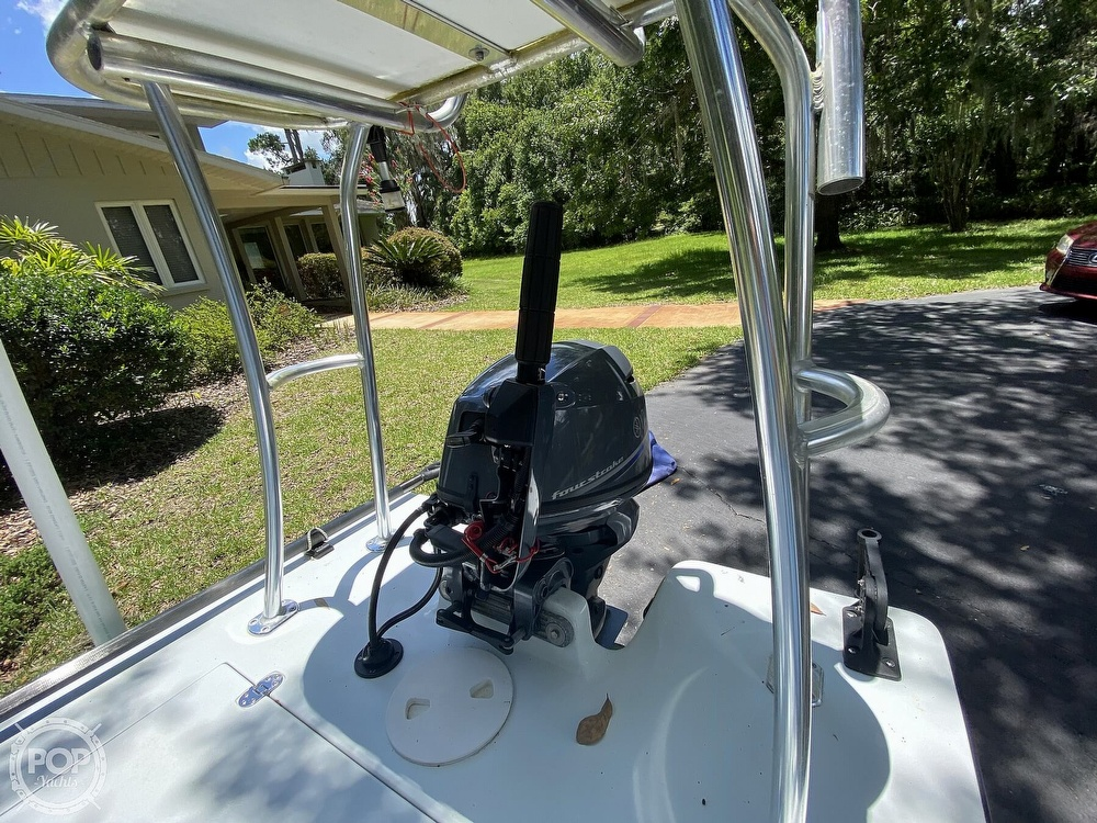2018 Bossman boat for sale, model of the boat is Karma 19 & Image # 16 of 40