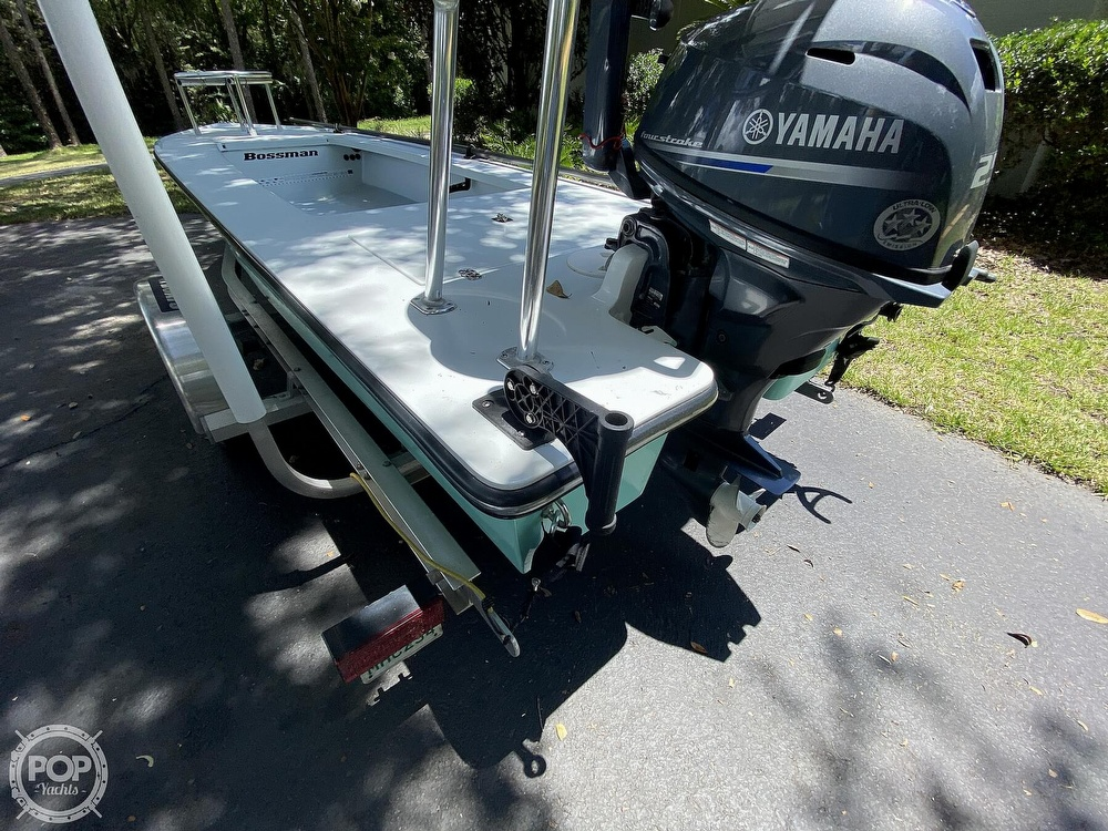 2018 Bossman boat for sale, model of the boat is Karma 19 & Image # 20 of 40