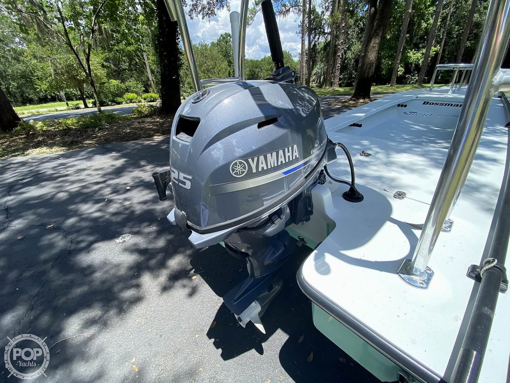 2018 Bossman boat for sale, model of the boat is Karma 19 & Image # 23 of 40