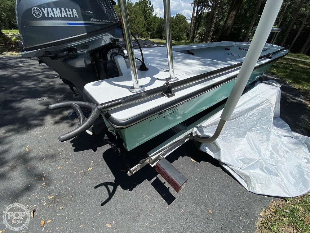 2018 Bossman boat for sale, model of the boat is Karma 19 & Image # 24 of 40