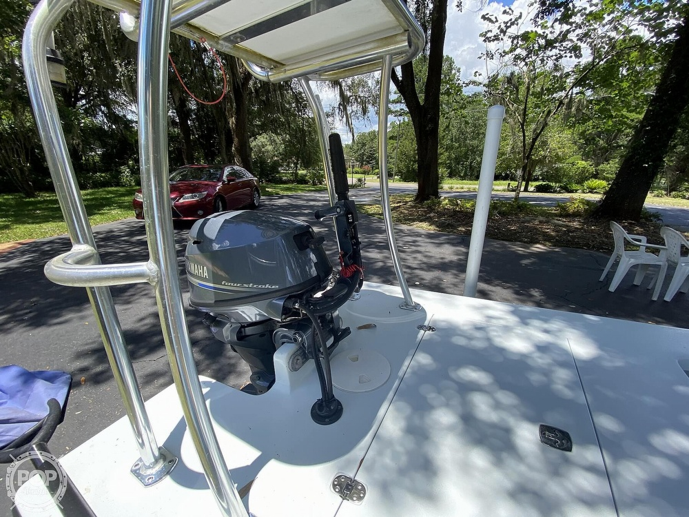 2018 Bossman boat for sale, model of the boat is Karma 19 & Image # 26 of 40
