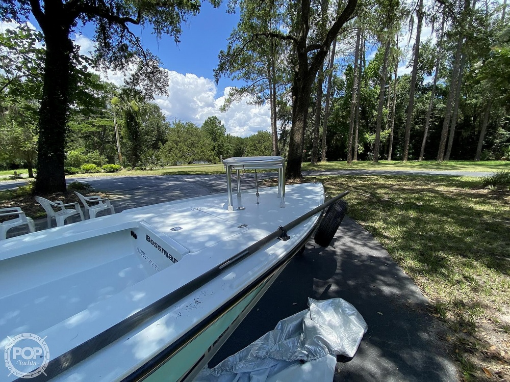 2018 Bossman boat for sale, model of the boat is Karma 19 & Image # 28 of 40