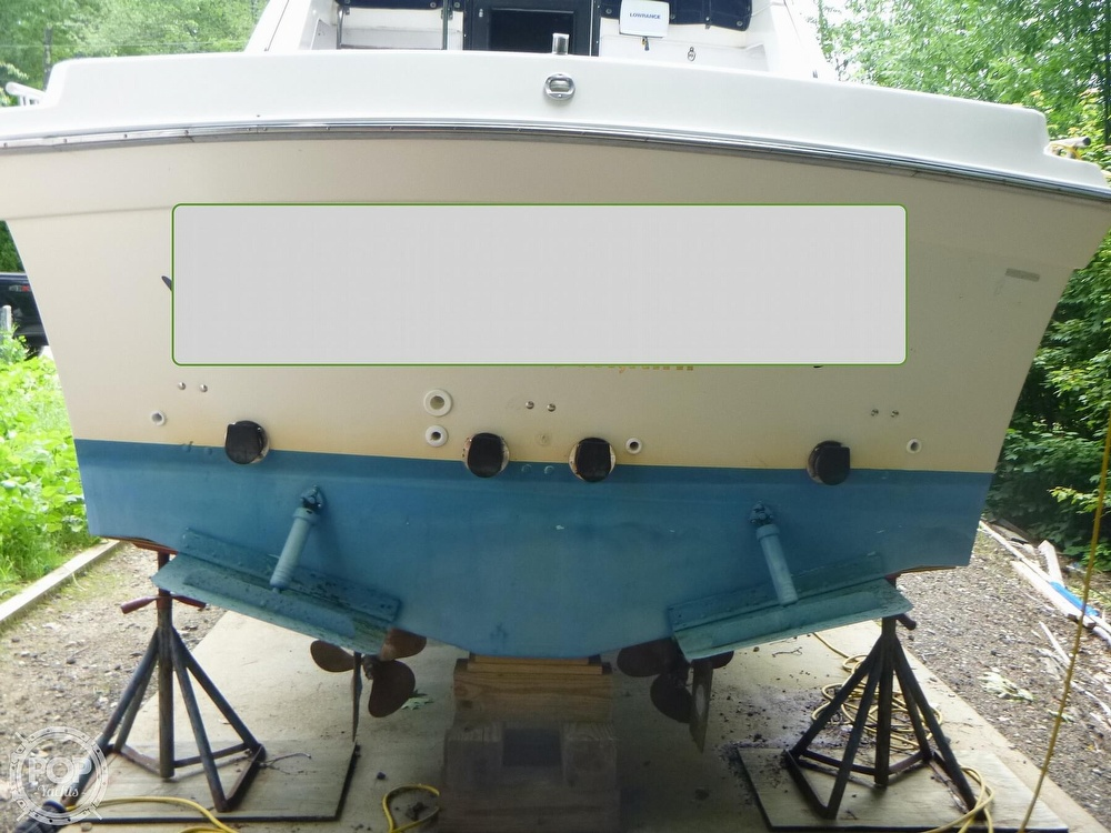1988 Sea Fox boat for sale, model of the boat is 29 & Image # 8 of 40