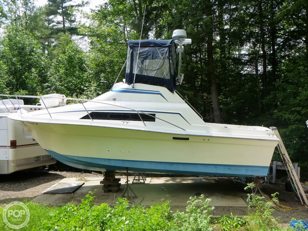 1988 Sea Fox boat for sale, model of the boat is 29 & Image # 7 of 40