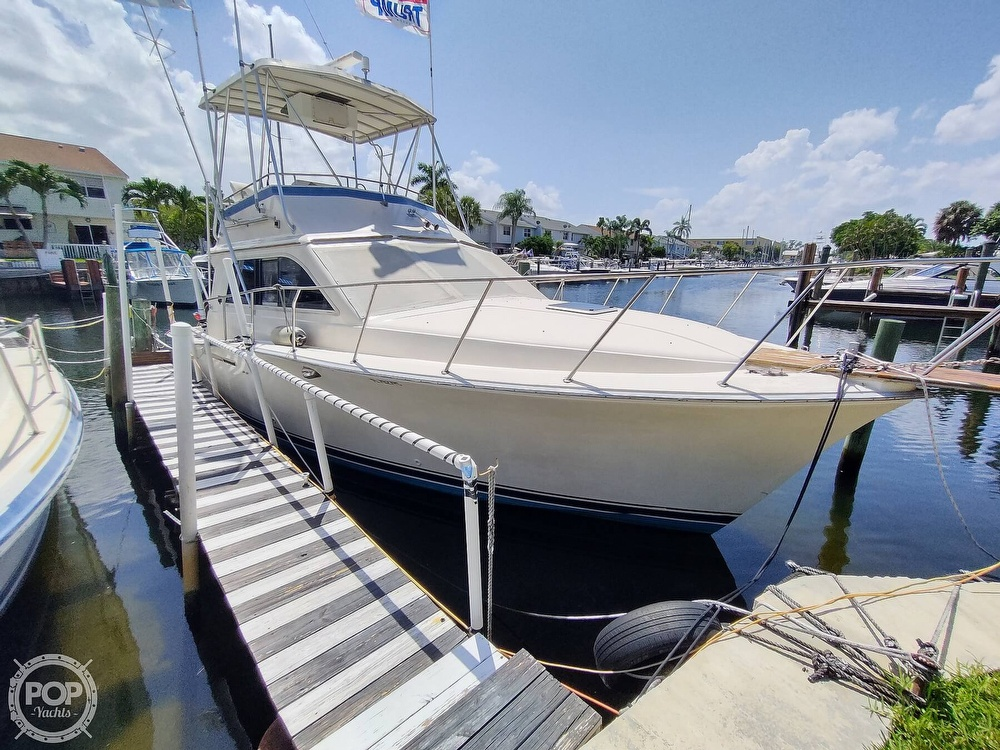 1989 Pacemaker boat for sale, model of the boat is 33 & Image # 17 of 40