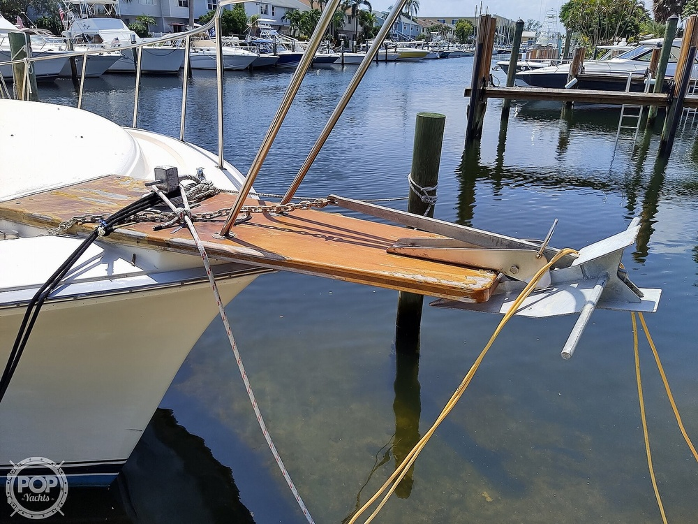 1989 Pacemaker boat for sale, model of the boat is 33 & Image # 20 of 40