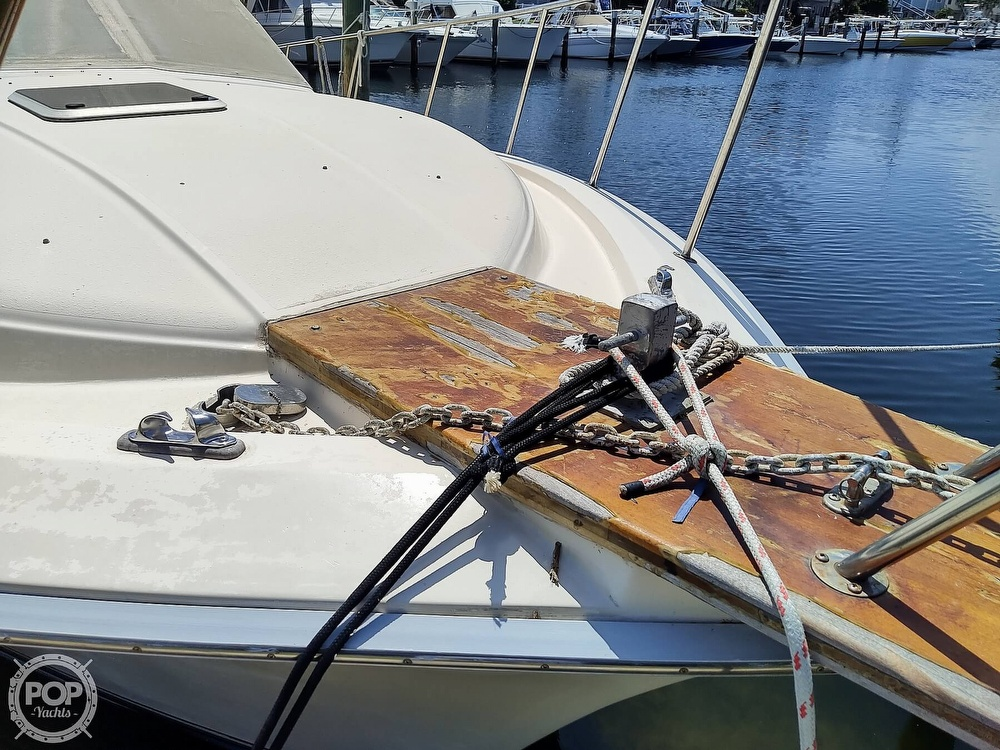 1989 Pacemaker boat for sale, model of the boat is 33 & Image # 21 of 40
