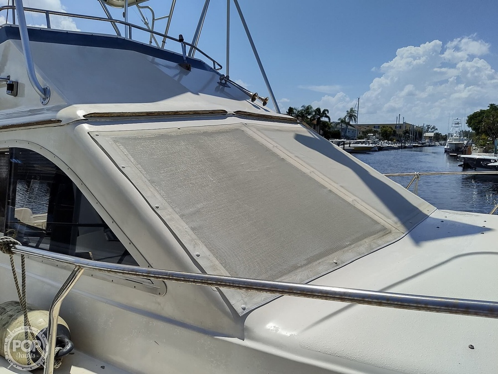 1989 Pacemaker boat for sale, model of the boat is 33 & Image # 25 of 40