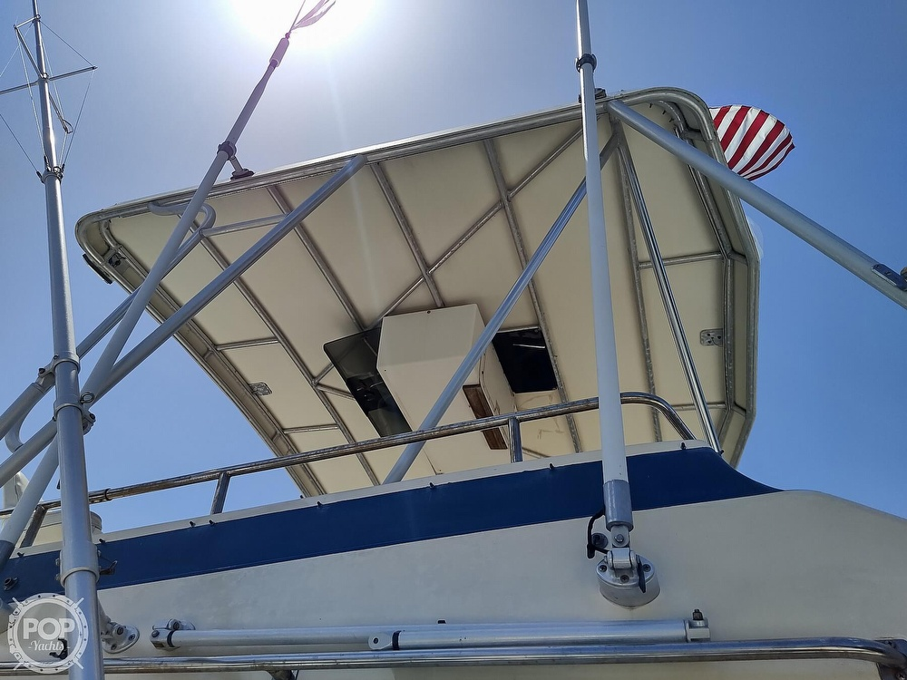 1989 Pacemaker boat for sale, model of the boat is 33 & Image # 30 of 40