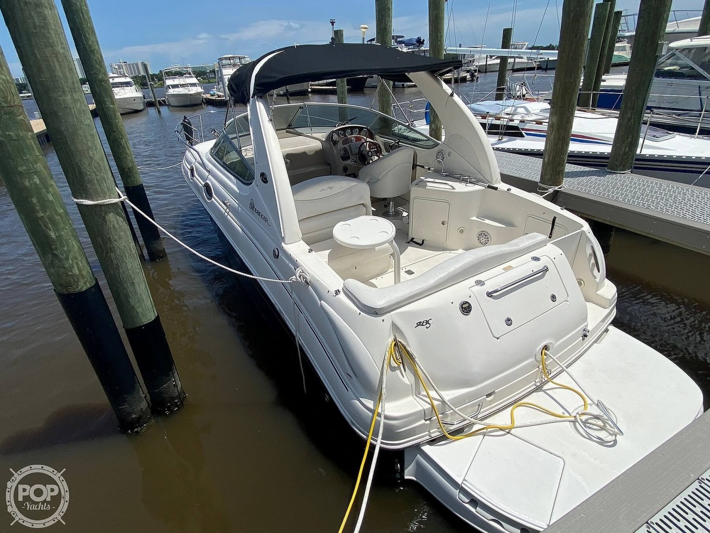 2005 Sea Ray boat for sale, model of the boat is 280 Sundancer & Image # 15 of 40