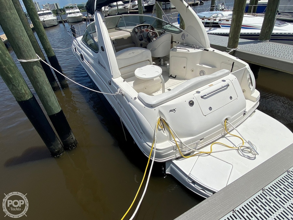 2005 Sea Ray boat for sale, model of the boat is 280 Sundancer & Image # 16 of 40