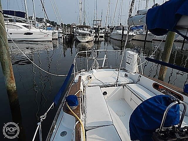 1981 Pearson boat for sale, model of the boat is 35 & Image # 38 of 40