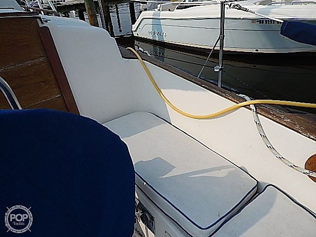 1981 Pearson boat for sale, model of the boat is 35 & Image # 39 of 40