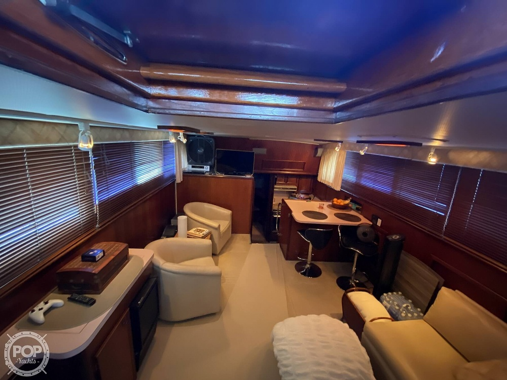 1975 Hatteras boat for sale, model of the boat is Double Cabin & Image # 18 of 40